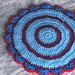 Round Potholder Back