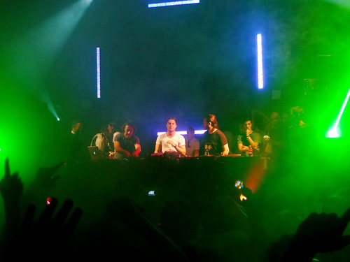 Swedish House Mafia and Benny Benassi