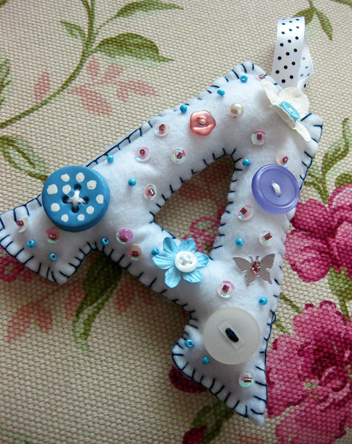 3d Fabric Letters Made Easy - Whaleys Bradford