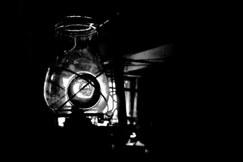 Darkened Lantern