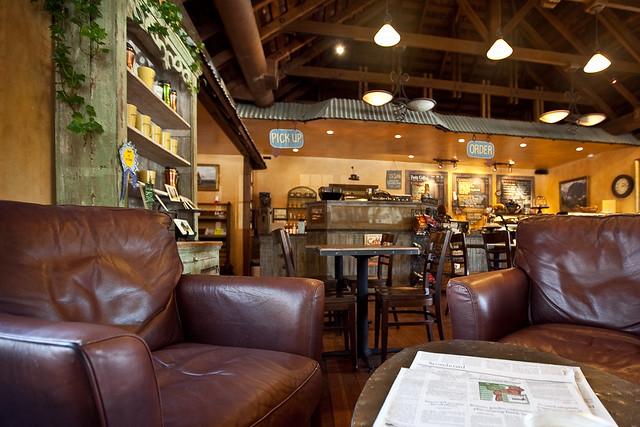 Cozy Coffee Shop Flickr Photo Sharing