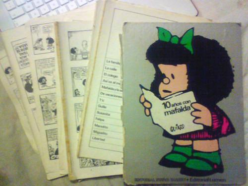Mafalda, broken