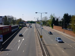 Coventry: city centre ringroad