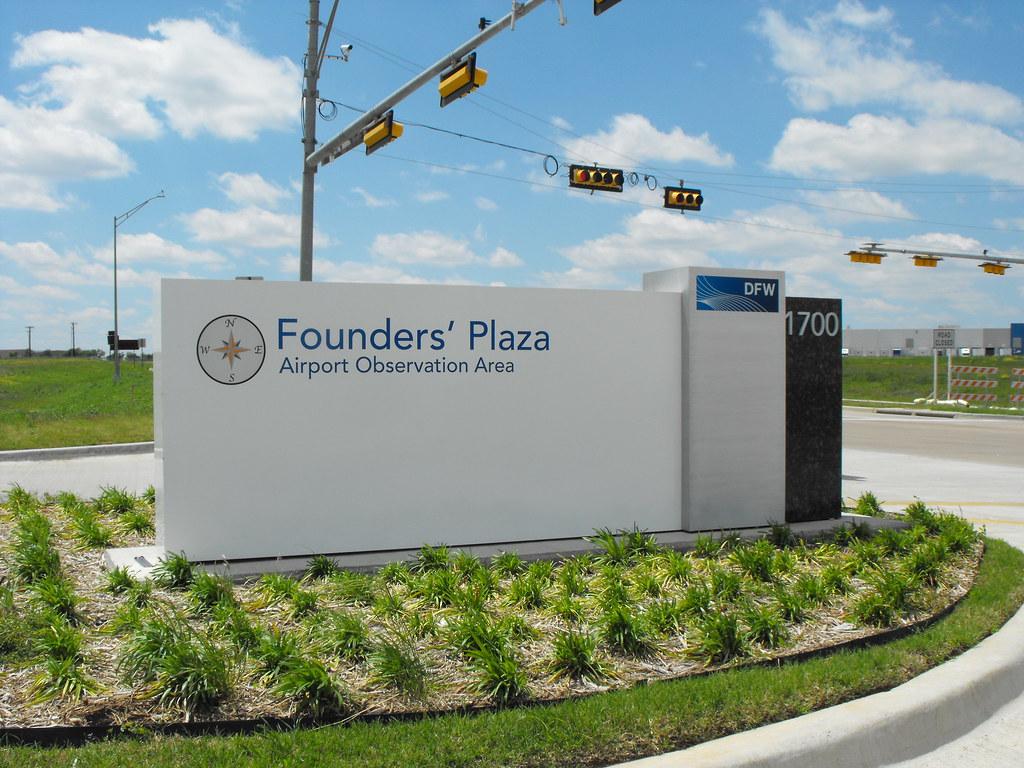 Founders Plaza DFW