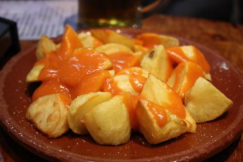 casa toni patatas bravas