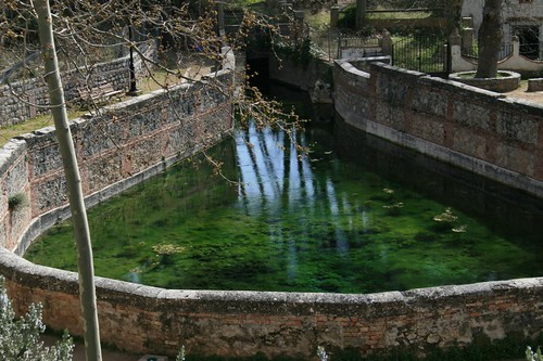 Dorfbrunnen Alfacar