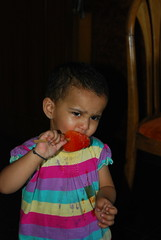 Marziya And The Ice Gola by firoze shakir photographerno1