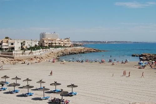 Cabo Roig beaches