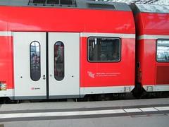 S-Bahn Ersatzzug aus Schleswig-Holstein