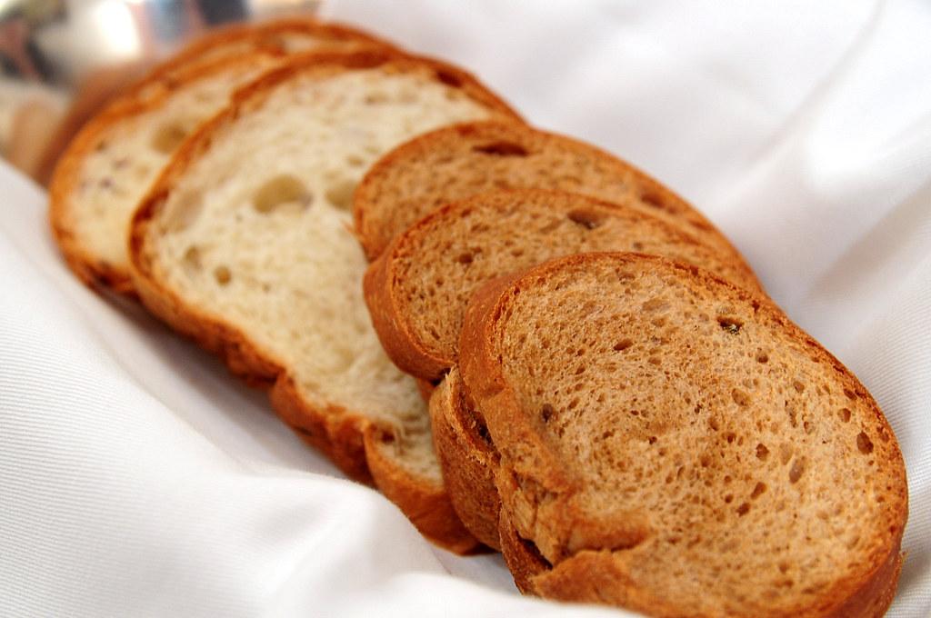 勞瑞斯牛排-麵包