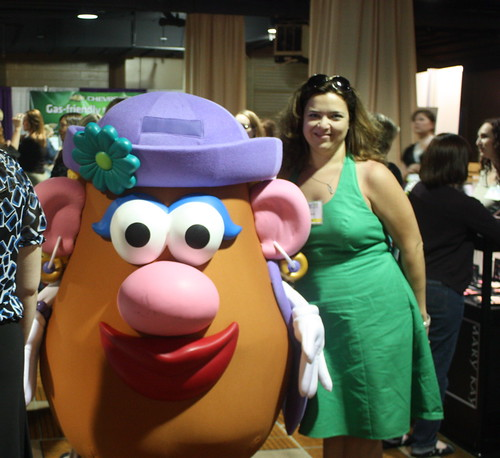 Me and Mrs. Potato Head