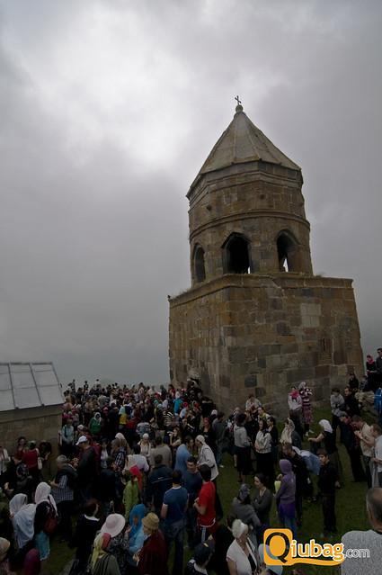 Kościół Kazbegi w Gruzji