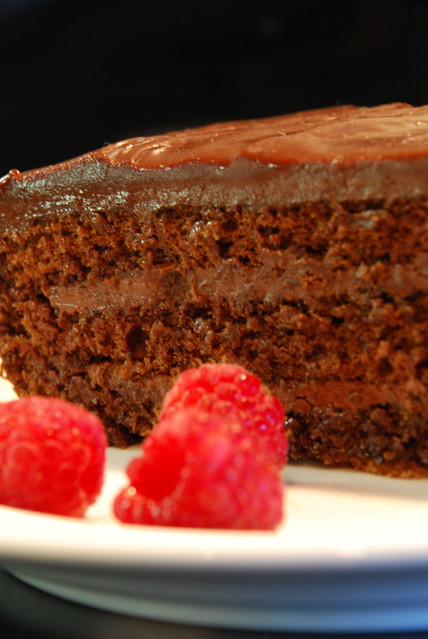 Chocolate Cake Epicurious Buttermike