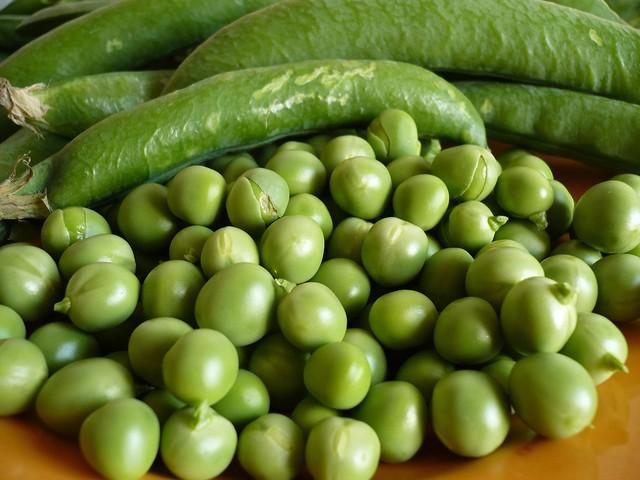 Guisantes - Peas -Pease