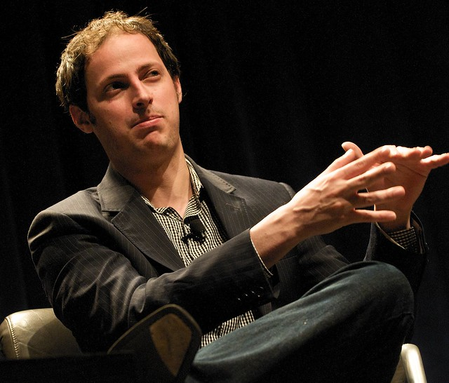 Nate Silver speaks at South by Southwest in 2009. Photo by JD Lasica on Flickr. Licensed under Creative Commons.