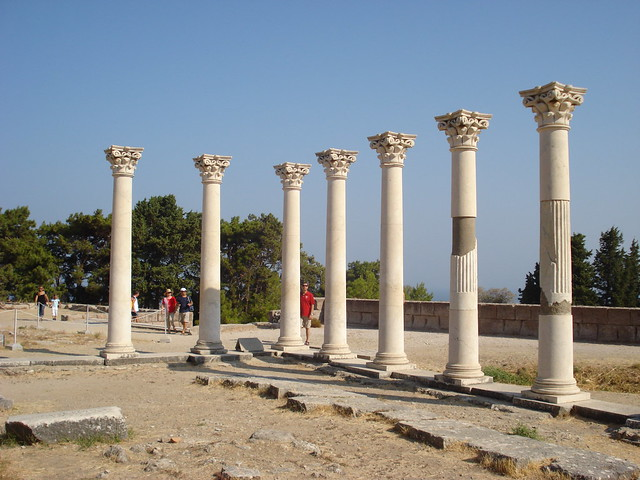 The Asklepeion, Kos by flickr user kevgibbo