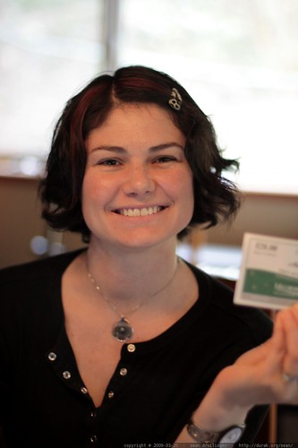 rachel got paid by her latest client    MG 9605