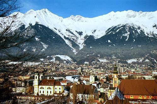 Innsbruck von Leo-setä bei Flickr