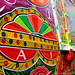 Designs on a truck, colorful trucks of Pakistan by imranthetrekker , Bien venu au Pakistan