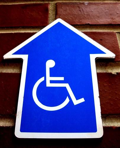 handicap aid photo