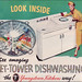 1951 Youngstown Sink & Dishwasher