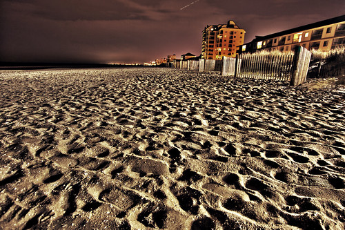travel shadow beach lights hotel myrtlebeach sand hdr heyitscorie coriehowell
