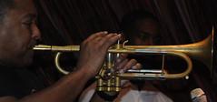 string instrument(0.0), tuba(0.0), euphonium(0.0), classical music(1.0), trumpet(1.0), trombone(1.0), musical instrument(1.0), music(1.0), trumpeter(1.0), jazz(1.0), brass instrument(1.0),