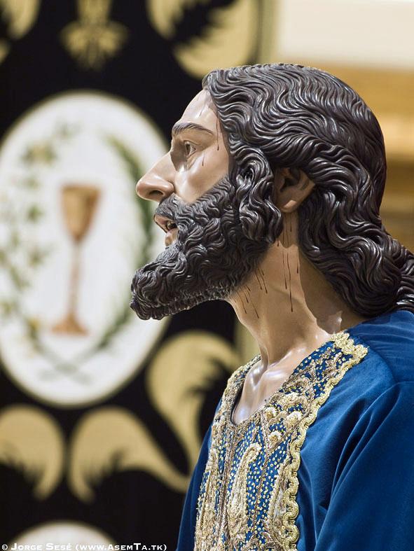 Imagen de Nuestro Padre Jesús de la Oración