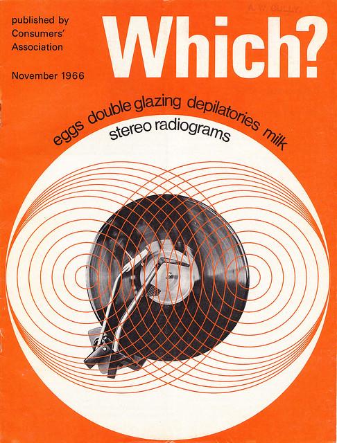 Which? Magazine November 1966