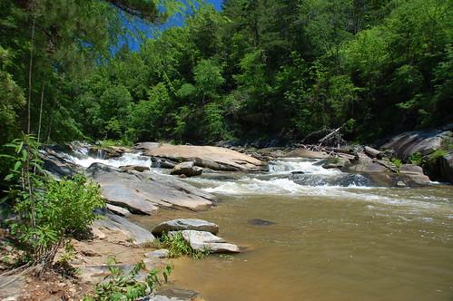 river southcarolina oconee chauga panoramio chauram