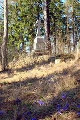 Крест преподобного Александра Свирского