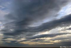 Cloud cover Skýjafar