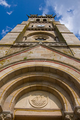 Church Tower, Lamballe