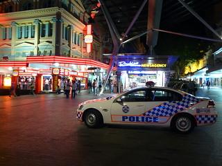 Brisbane police