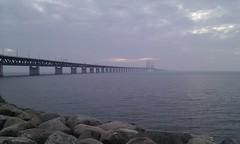 En aften under broen