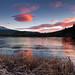 Trillium Lake Sunrise by Jesse Estes