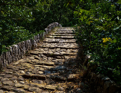 bridge googlemaps greece stonebridge epirus zagori lx3 kleidonia