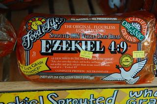 Ezekiel Bread Walmart Organic Bread Quot Ezekiel