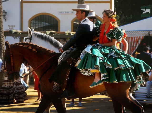 Feria del Caballo - Jerez Horse Fair