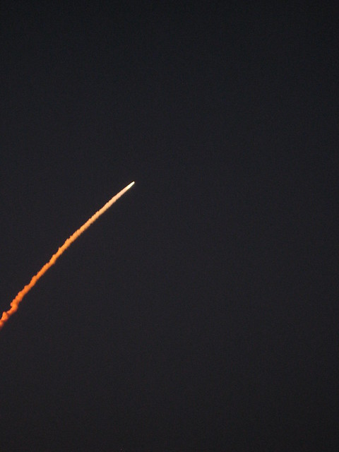 Shuttle launch | Flickr - Photo Sharing!