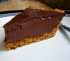 chocolate pb pie 009