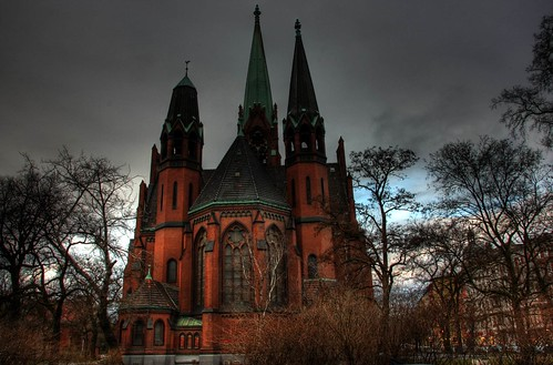 kirche schöneberg