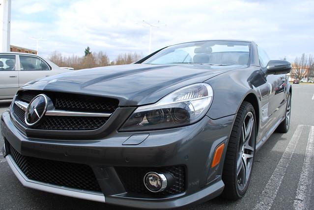 Mercedes benz sl 65 amg twin turbo v12 amg 610 hp ii for Mercedes benz v12 twin turbo