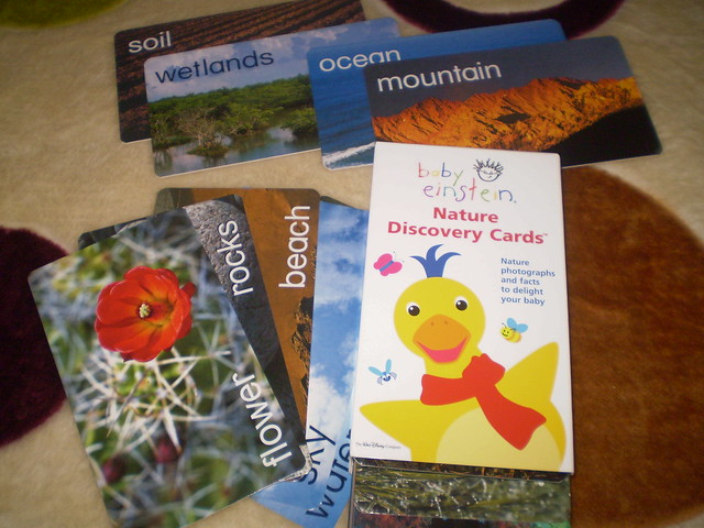 Nature discovery cards baby einstein flickr photo sharing