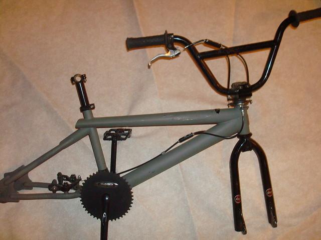 Joey Garcia Bmx Bike