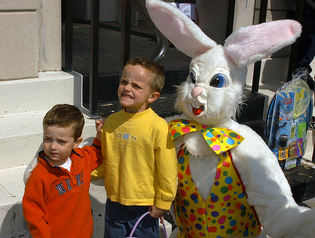 Easter in Vevay, Ind.-Apr. 2009