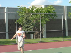 Will playing tennis