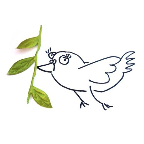 dove with olive leaf The second time it brought back an olive leaf, so noah could see that god's punishment was over and life had begun again on the earth  formerly the managing editor of biblical archaeology review, is now contributing editor at the biblical archaeology society related reading in bible history daily: bible animals: from hyenas to hippos the.