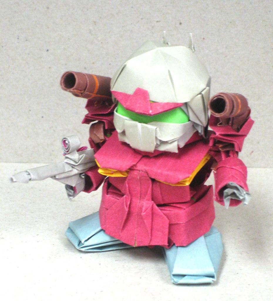 Origami Gundam Series 10