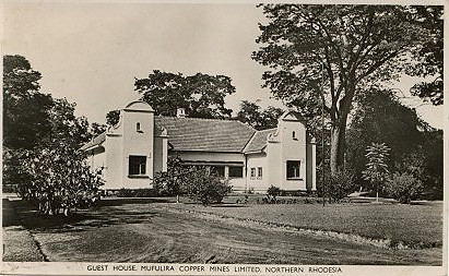 Mufulira Guest House 1940's | Flickr - Photo Sharing!